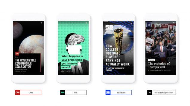Vice媒体集团的首席数字官认为多媒体叙述 - Stories是新闻未来的模式