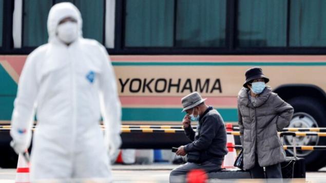 """""""钻石公主""""号上无症状加拿大人得以下船,加拿大感染乘客升至 47人"""