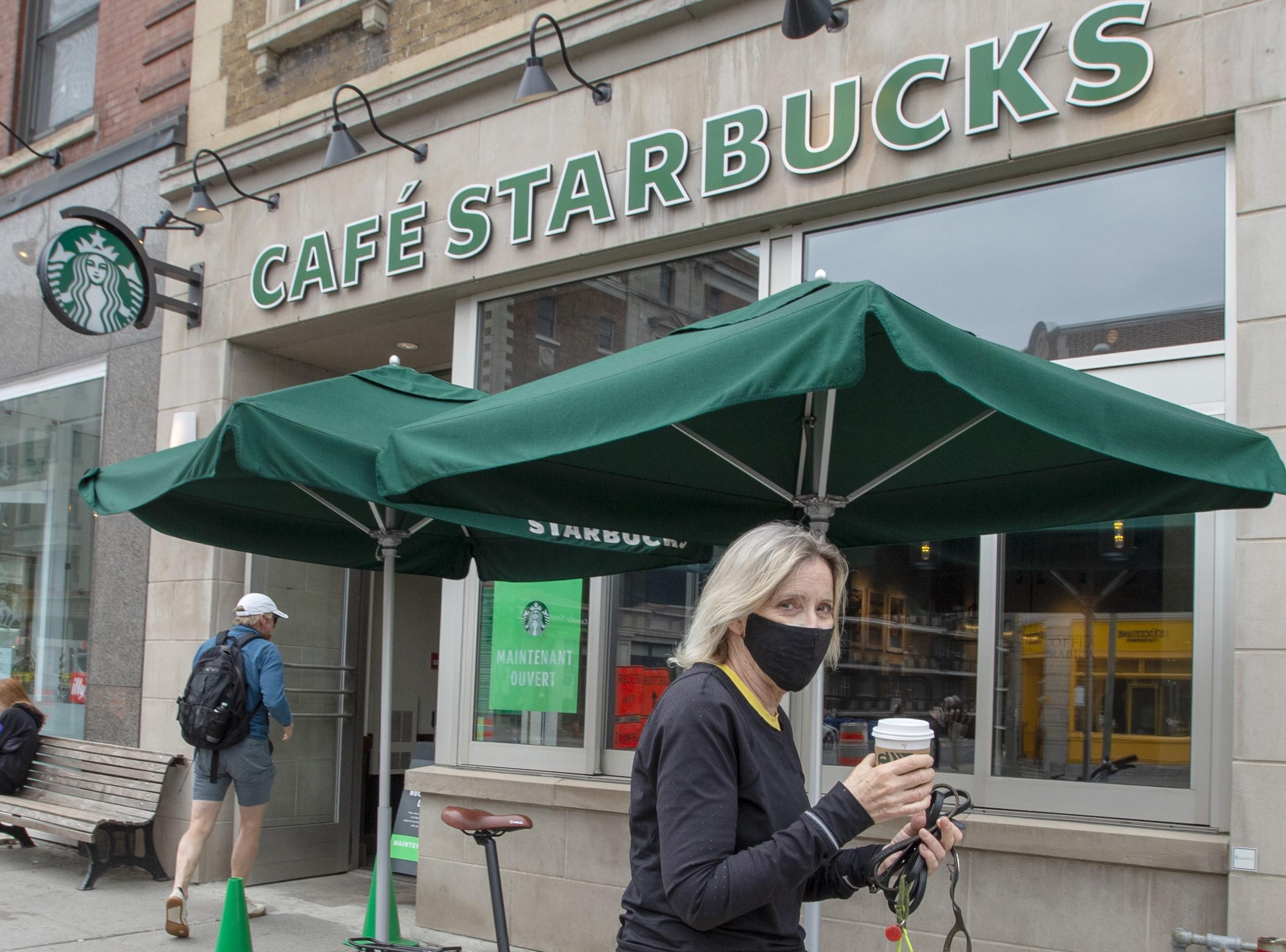 星巴克咖啡在美国_星巴克要在加拿大关掉2百个咖啡店 – RCI   中文