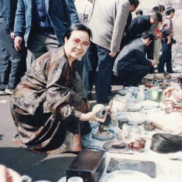 """张芷美 - 一个中国女人在魁北克 : 第四集 """"丝绸制魁北克人"""""""