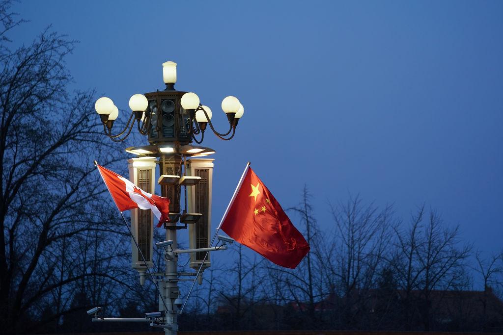 看不到尽头的黑暗隧道:赖小刚谈加中建交五十年后的两国关系
