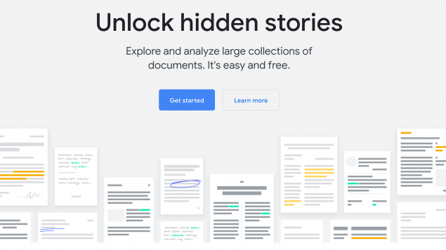 Google launches Pinpoint, an AI tool for journalists to analyzes massive files