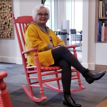 张芷美 - 一个中国女人在魁北克 :第五集 退休后生活更精彩