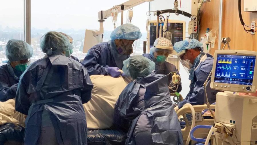 未来10天可能有2000加拿大人死于新冠病毒感染:加拿大公共卫生部公布疫情新模型