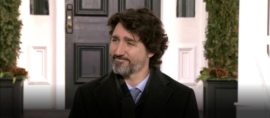 """特鲁多:加拿大对加强国际旅行措施持 """"开放态度"""""""