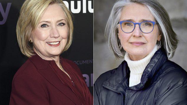 希拉里·克林顿跨界:与加拿大悬疑女作家搭档出版小说
