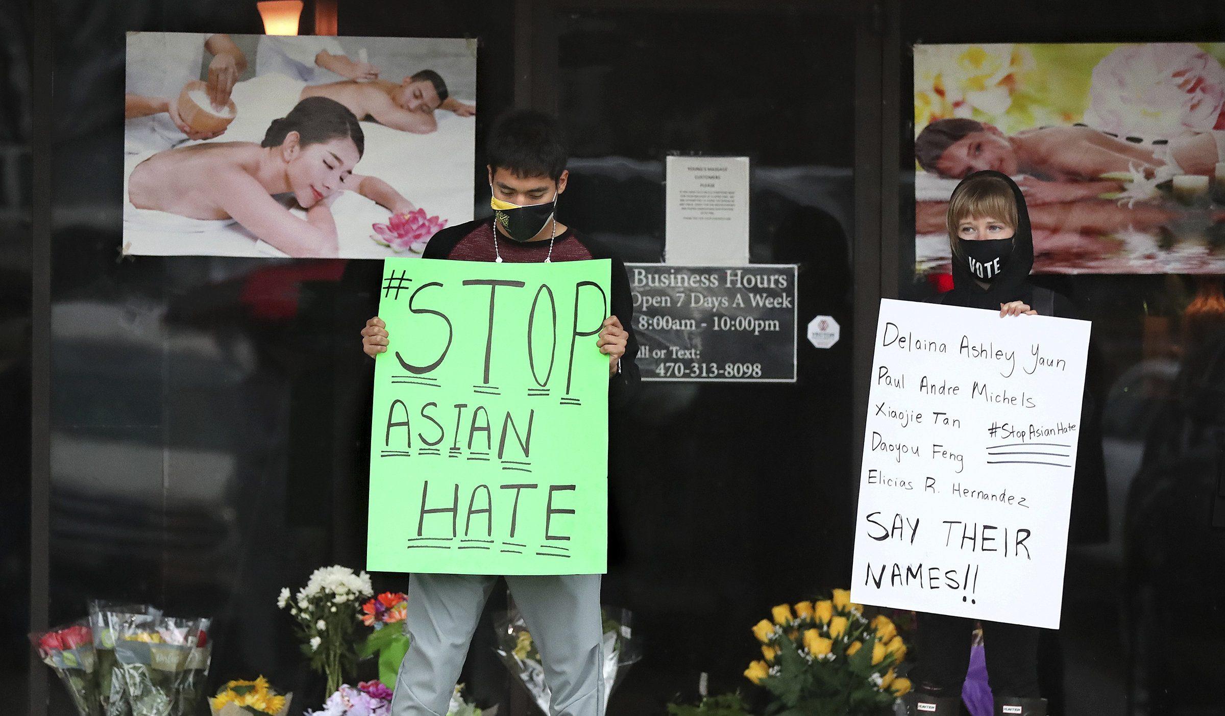 加拿大针对亚裔歧视、仇视事件也在急升,移民性工作者最缺乏保护