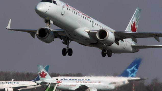 加拿大政府与加航达成资助换服务协议